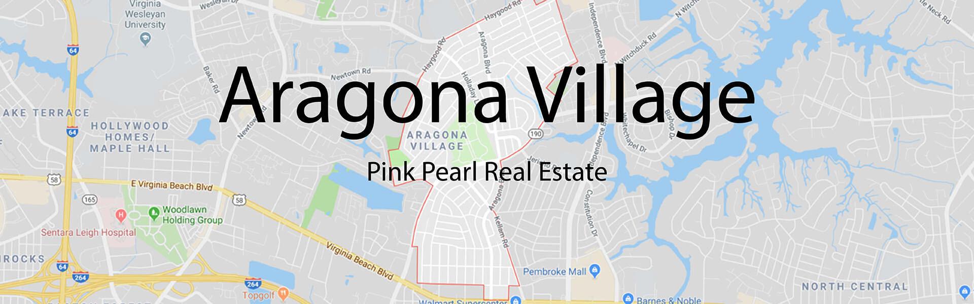 Aragona Village Real Estate in Virginia Beach VA 23462
