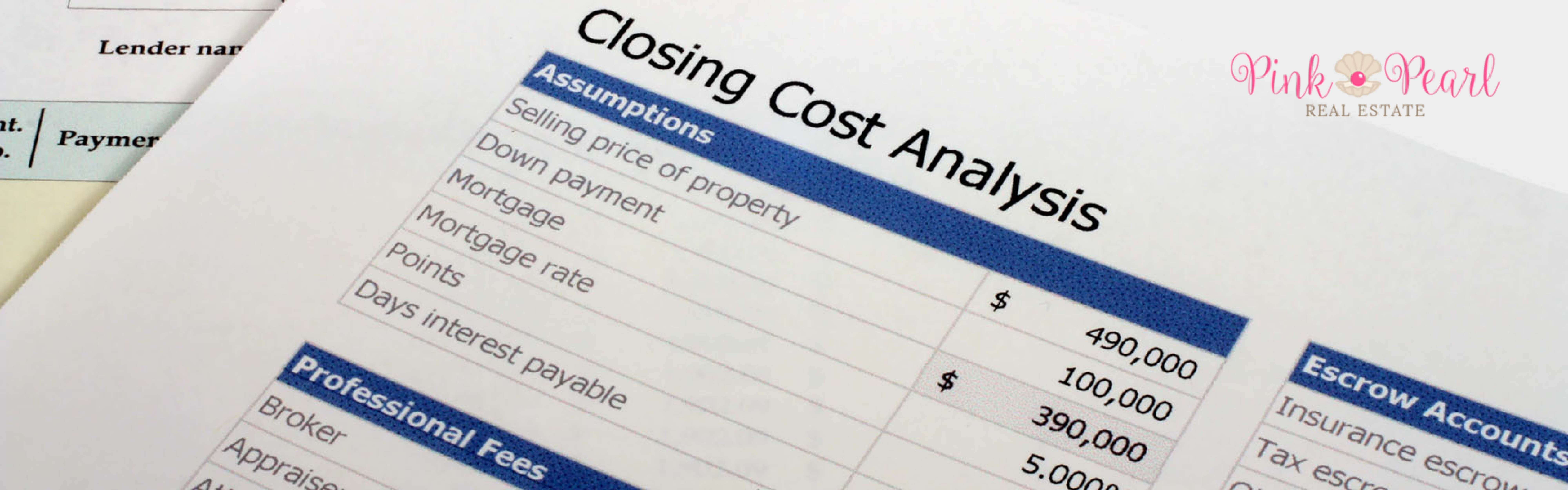 Buyers Mortgage Closing Costs in Virginia Beach