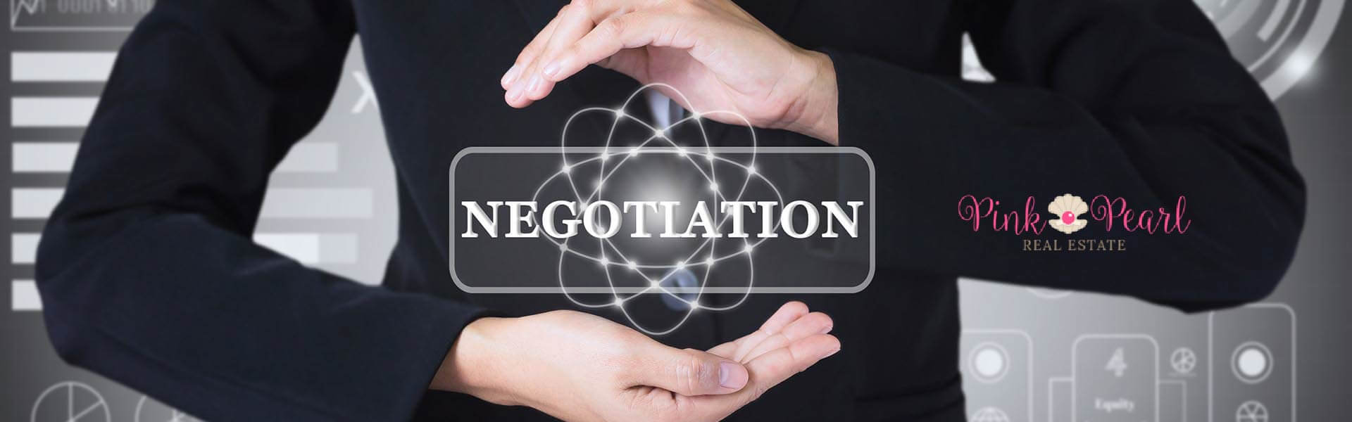 Negotiation Tips by Pink Pearl Real Estate