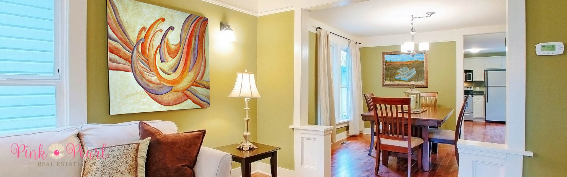 Get Your Staging Right With Pink Pearl Real Estate