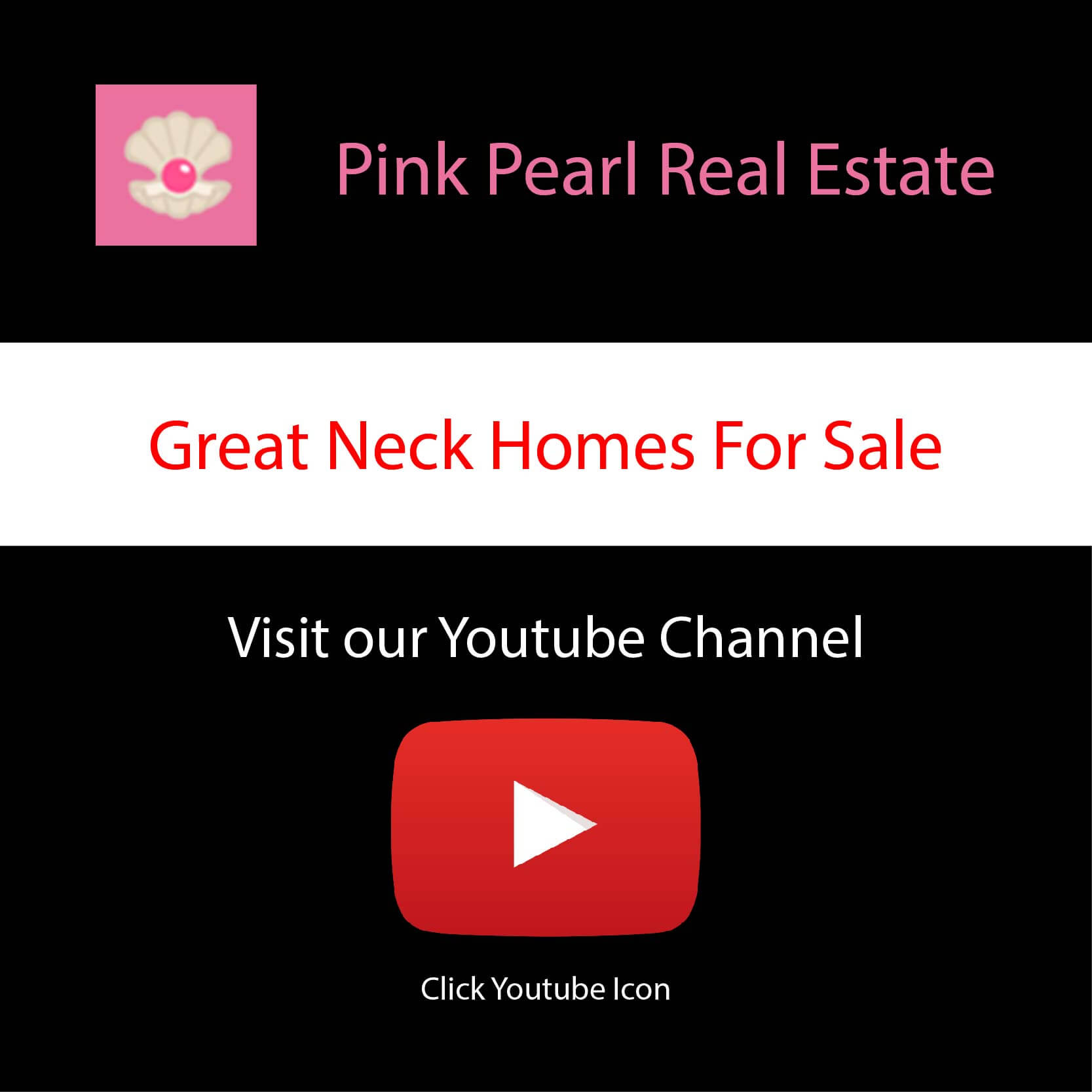 Visit Great Neck Homes For Sale on Youtube